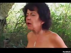 Assfucking, Anal, Assfucking, German, Granny, Mature