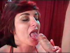 Mature wants to be a pole dancer porn tube video