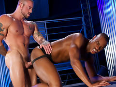 Tyson Tyler & Sean Duran in Fuck Hole Video