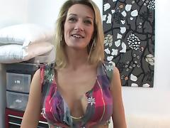 Stunning cowgirl aroused as she gets a rim job ahead of a rough fuck porn tube video