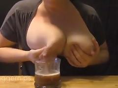 Amateur Huge Engorged Breasts Milking # 2 tube porn video