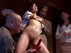 BDSM, Asian, BDSM, Big Tits, Double, Japanese