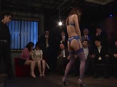 Sex in the dungeon with a cute and slutty Asian girl porn tube video