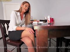 Pantyhose Footjobs porn tube video