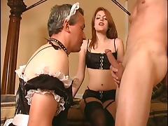 sissy boy dominated porn tube video