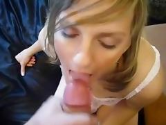 came on her face 2