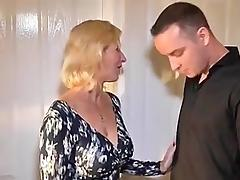 Hot milf and her younger lover 274