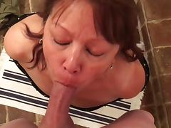 asian blowjobs Mature granny