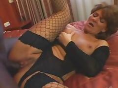 Crazy pornstar in hottest dildos/toys, brunette sex clip