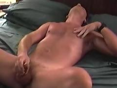 Mature Amateur Barry Jacking Off