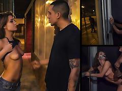 JoJo Kiss Brutal Pick-Ups Money Grubbing Whore  - BrutalPickups