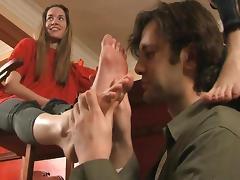 Femdom, Feet, Femdom