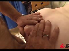 Scambisti Maturi - Fat Italian wants her asshole fucked tube porn video