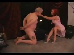 Cock smacking