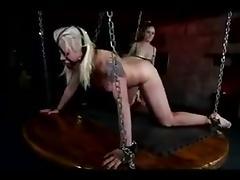 Bound, BDSM, Bound, Femdom, Fucking, Lesbian