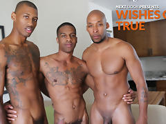 Ramsees & King B & Staxx in Wishes Cum True XXX Video - NextdoorEbony tube porn video
