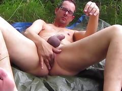 The great piss wet outdoors. The complete vd.