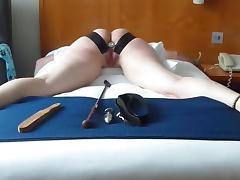 Buttplug, Amateur, Ass, BDSM, Hardcore, Punishment