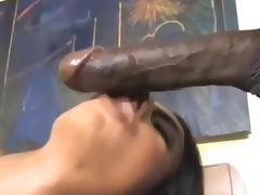 Black Cock vs White Cock (Lou Charmelle)