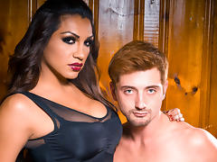JD Phoenix & Jessy Dubai in My TS Teacher - TransSensual