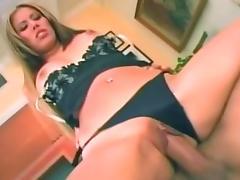 Exotic pornstar Jennifer Luv in amazing cumshots, facial porn scene