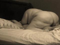 BBW riding her man's Big Black Cock good porn tube video