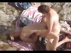 Beach, Amateur, Beach, Hidden, Riding, Candid