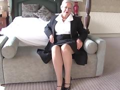 Grandmother, Classy, Granny, Lingerie, Mature, Old