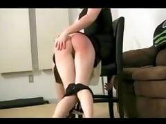 Spanked Cousin tube porn video