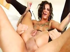 All, Anal, Big Tits, Boobs, Brunette, Dildo