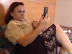 Grandma, BBW, Cunt, Granny, Latina, Masturbation
