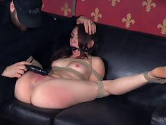 Ballerina, Asshole, BDSM, Bondage, Bound, Fetish