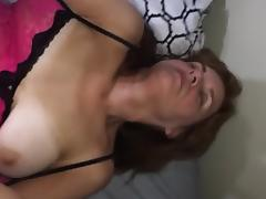 mom janet desperate for cock in her grey pubes porn tube video