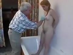 Daughter, Anal, College, Hairy, Teen, Old and Young