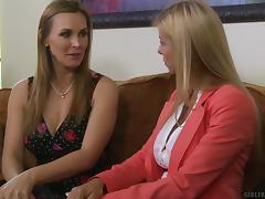 Tanya is always pleased to get kinky and wild with Alexis Fawx porn tube video