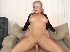 Pornstar, Anal, Big Tits, Blonde, Cumshot, Facial