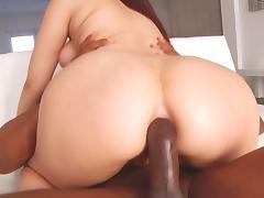 Valentina Nappi Loves Black Cock Anal tube porn video