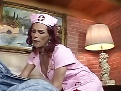 Amazing Hardcore RedHead adult mov. Bon Appetit porn tube video