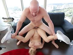 Natalia Starr meets large dick in hardcore scenes tube porn video