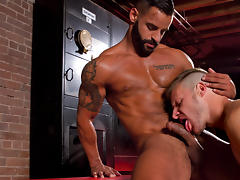 Crave XXX Video: Brian Bonds, David Benjamin porn tube video