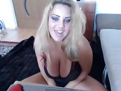 Big Tits, Big Tits, Blonde, Couple, Webcam, French Teen