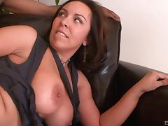 Curvy Mariah Cherry is ready for the biggest black schlong of her life porn tube video