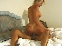 Best pornstar T.J. Hart in crazy blonde, blowjob adult movie