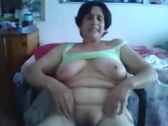 Mature on the Webcam