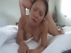 Great Blowjob Thai Women To American porn tube video