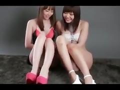 Lesbian, Feet, Japanese, Lesbian
