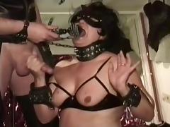 Brutal, Ass, Asshole, Big Cock, Big Tits, Blindfolded