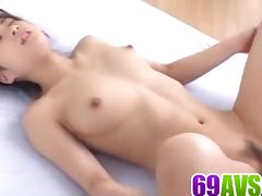 Hyori Shiraishi craves to swallow after such nasty fuck tube porn video