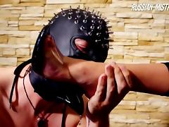 Long femdom sessions always make Abby as happy as possible porn tube video
