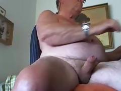 Grandpa stroke 12 tube porn video